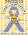 Cancer Awareness Gold Nano-Ribbon