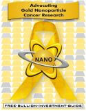 NANO cancer awareness ribbon