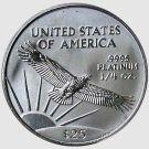 Platinum Eagle