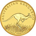 1/20th oz Australian Gold Kangaroo (Nugget)