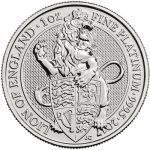 Queen's Beasts Bullion Coins