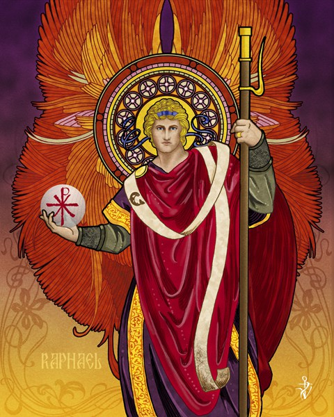 Archangel Raphael The Angel of Healing