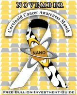 Carcinoid Cancer Ribbon