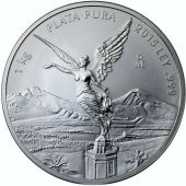 Silver Libertad Mintage Figures