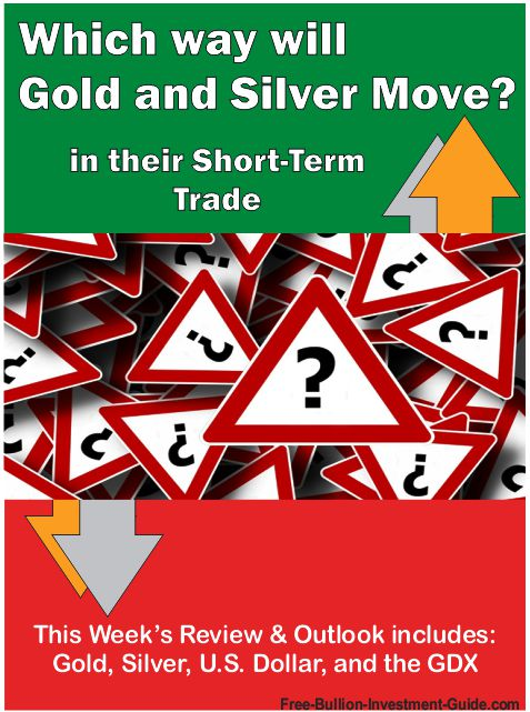 Which way will Gold and Silver Move? in their short-term trade