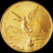 Mexican Gold Libertads