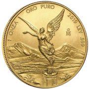 gold libertad