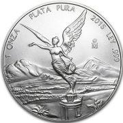 1 oz. Silver Libertad