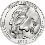 Silver 5 oz. America the Beautiful  Bullion Coin