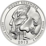 Silver 5 oz. America the Beautiful  Bullion Coin
