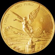 1 oz. Mexican Gold Libertad