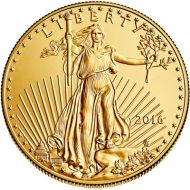 1 oz. American Eagle Gold Bullion Coin