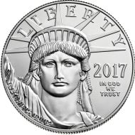 1 oz. Platinum American Eagle Bullion Coin