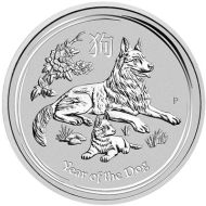 Silver Lunar Bullion Coin