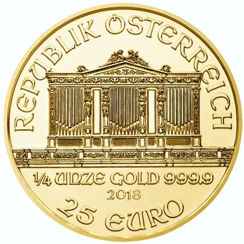 Austrian Gold Philharmonic Bullion Coin