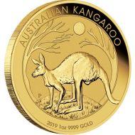 1 oz. Australian Gold Kangaroo