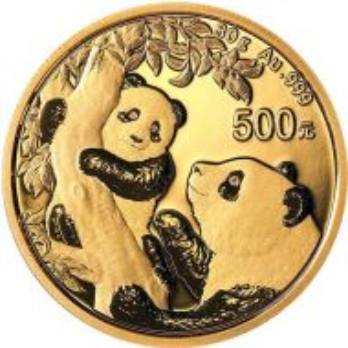 30 gram  Chinese Gold Panda