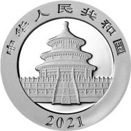 1 oz. Chinese Silver Panda Bullion Coin
