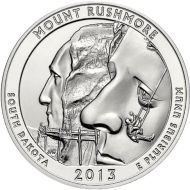 America the Beautiful 5 oz. Silver Bullion Coin
