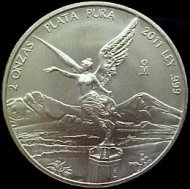 1oz Austrian Philharmonic Silver Bullion Coin