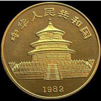1982 gold panda