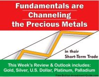 Fundamentals are Channeling the Precious Metals