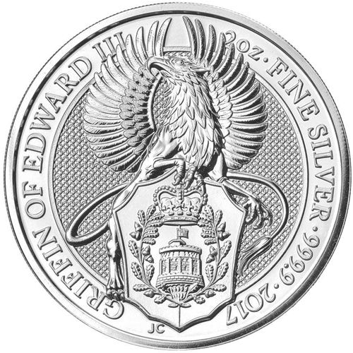 The Griffin of Edward III