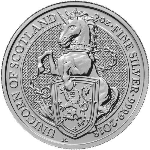 The Unicorn of Scotland