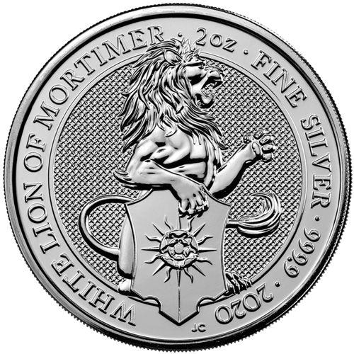 The White Lion of Mortimer