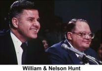william and nelson hunt