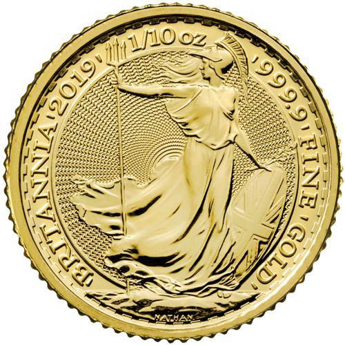 Britannia Gold