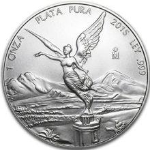 silver libertad