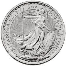 platinum britannia
