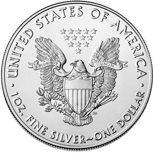amer eagle silver