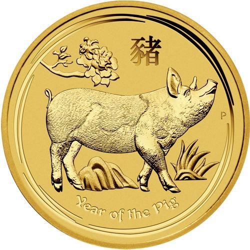 series 2 gold lunar