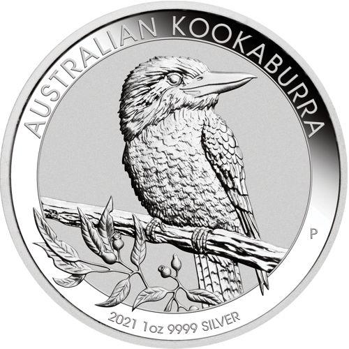 Australian Silver Kookaburra