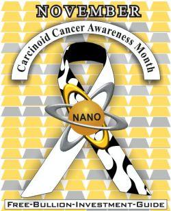 november carcinoid cancer nano ribbon