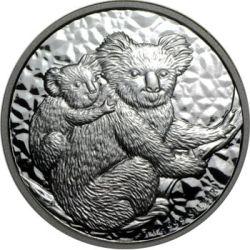 2008 silver koala