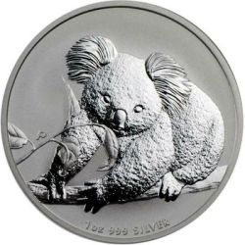 2010 silver koala