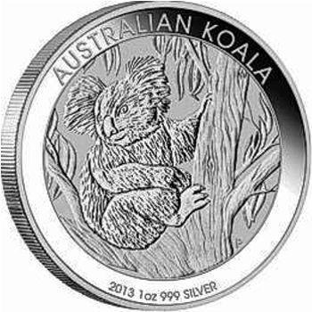 2013 silver koala