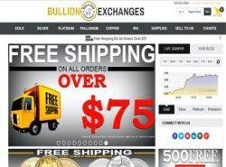 bullion exchanges