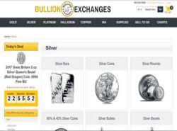 Bullion Exchanges Silver Bullion