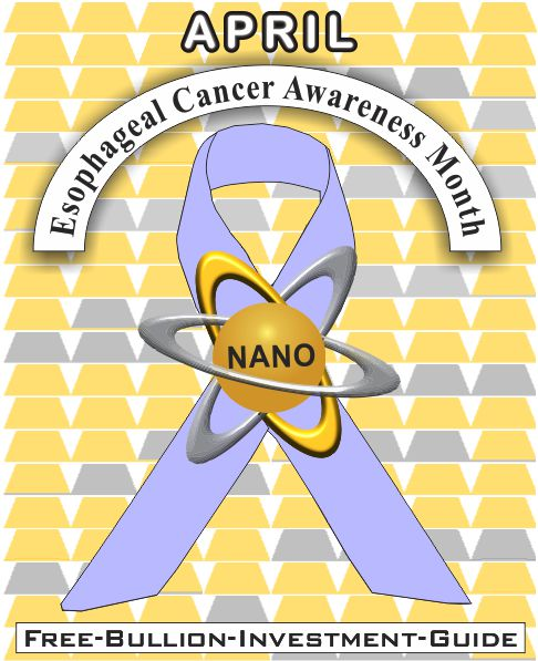april esophageal cancer gold nano ribbon