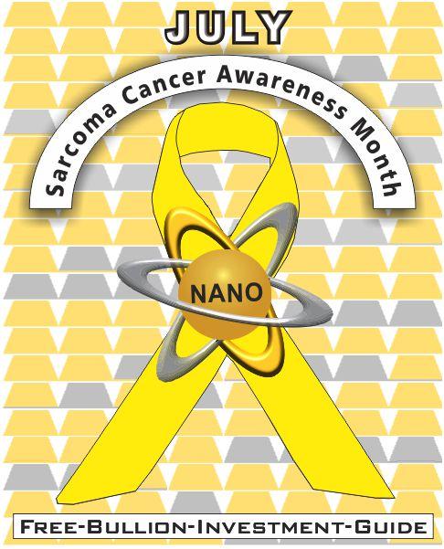 july sarcoma cancer gold nano ribbon