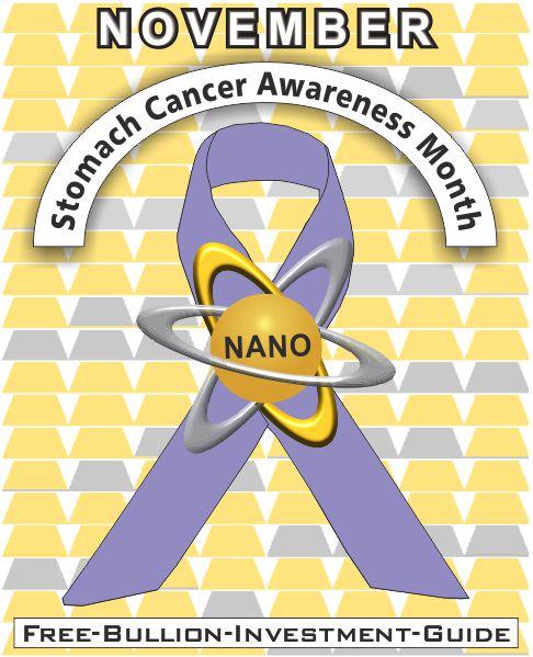 november stomach cancer gold nano ribbon