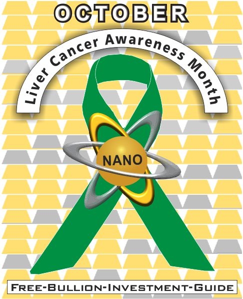 october liver cancer gold nano ribbon