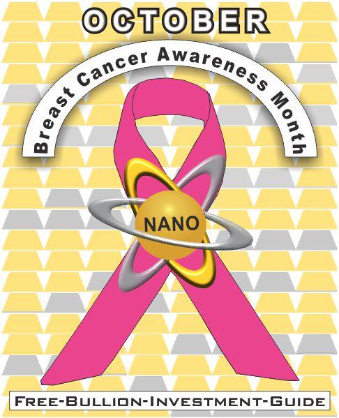 breast cancer gold nano ribbon