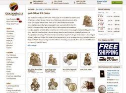 goldeneagle coins 90% silver
