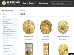 sdbullion gold