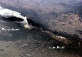 Popocatepetl and Izaccihuatl